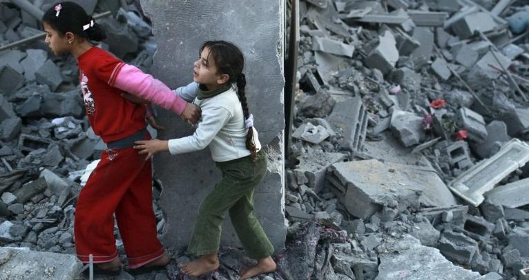 Paremos la matanza en Gaza