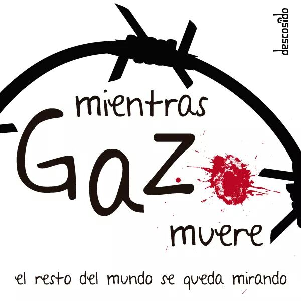 Con Gaza, con el pueblo de Palestina