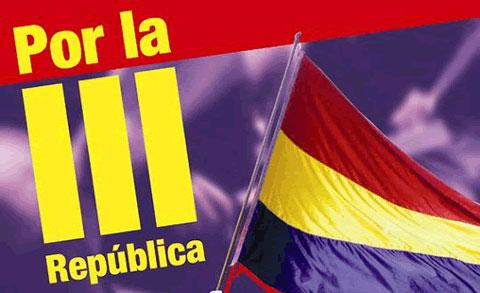 Viva la 3a República Española