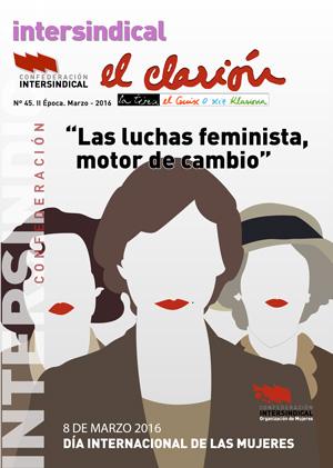 8 de Marzo 2012 En igualdad, ni un paso atrás