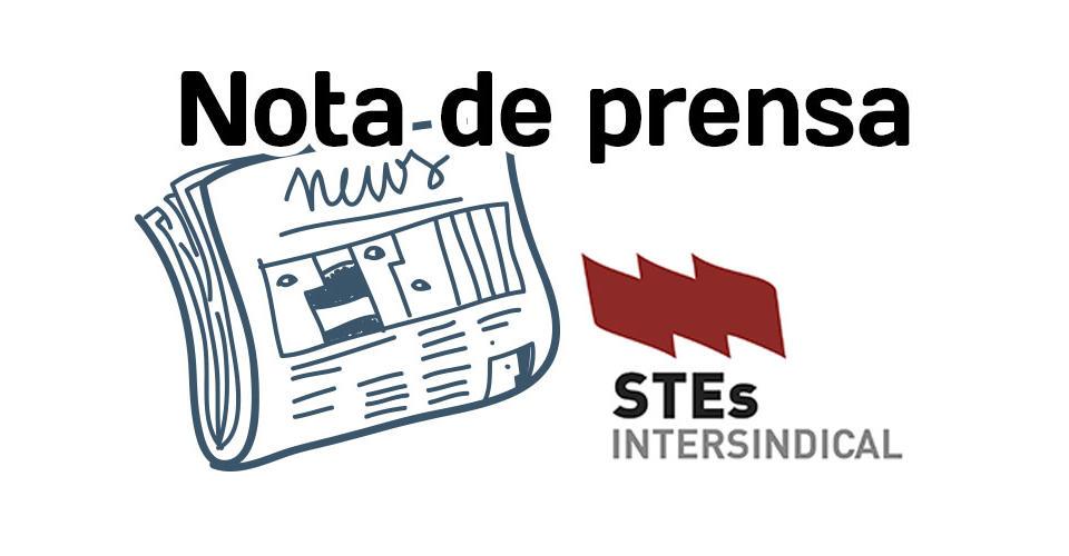 El Ministerio de Educación y Formación Profesional se niega a reunirse con la Confederación de STEs-i
